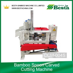 Bamboo Spoon Carved Cutting Machine