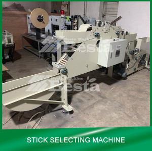 Stick Selecting Machine