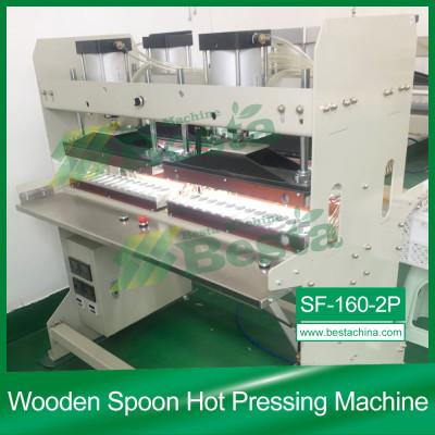 Birch Wooden Spoon Making Machine (SF-160-2P)