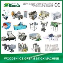 Ice cream stick making machine (detailed)