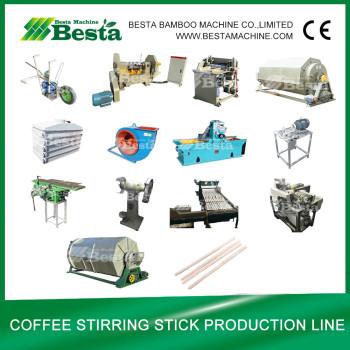 Coffee Stirring Stick Making Machine