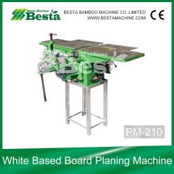 White Based Board Planing Machine,Ice cream stick making machine