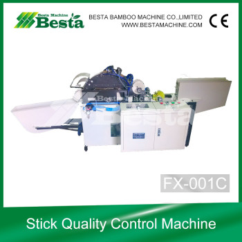 Stick Quality Control Machine,Ice cream stick making machine