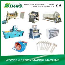 160mm Wooden Spoon making machine