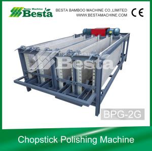 BPG-2G Chopstick Polishing Machines, Chopstick Making Machine