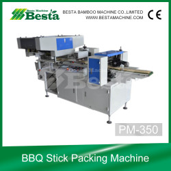 Automatic BBQ Stick Packing Machine
