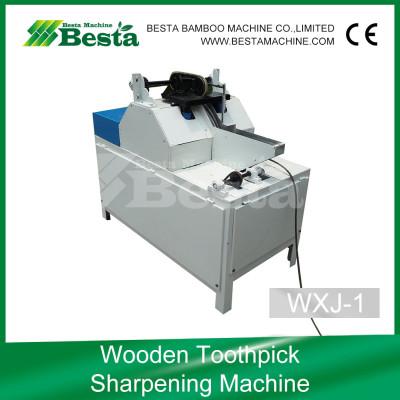 Wooden Toothpick Machine (WXJ-1)
