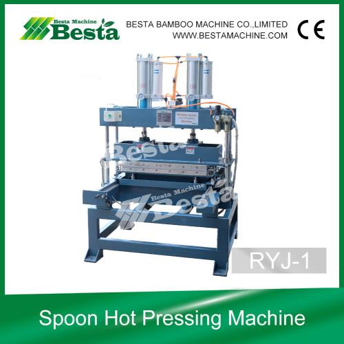 Wooden Spoon Hot Pressing Machine