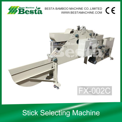Stick Selecting Machine