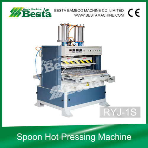Wooden Spoon Hot Pressing Machine