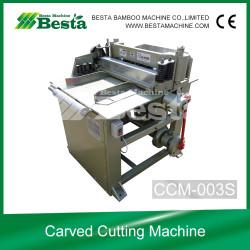 Ice Cream Stick Carved Cutting Machine CCM-003S