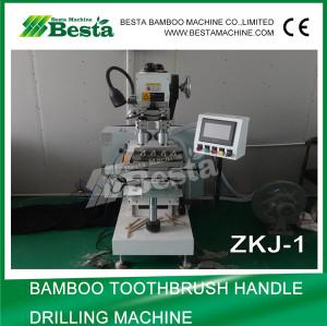 Bamboo Toothbrush Handle Drilling Machine