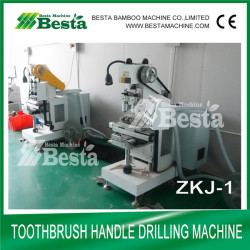 Bamboo Toothbrush Handle Drilling Machine