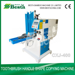 Bamboo Toothbrush Handle  Shape Copying Machine (CXJ-400)