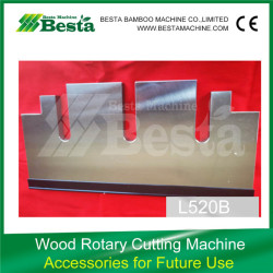 Accessories for L520B Wood Rotary Cutting Machine