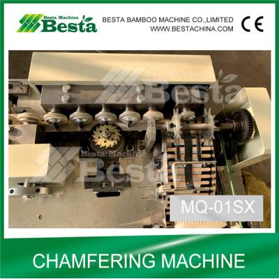 Wooden Ice cream stick Chamfering Machine