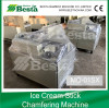 Wooden ice cream stick chamfering machine EXPORTED TO EGYPT