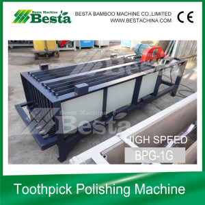 Toothpick Making Machine, high speed toothpick polishing machine