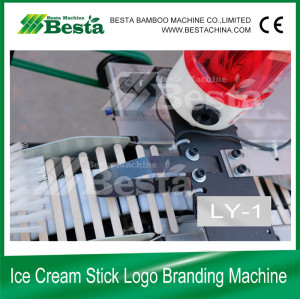 Ice-cream Stick Branding Machine, Logo Printing Machine