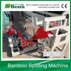 Bamboo Splitting Machine (Diesel Engine Type)