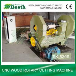CHINA TOP QUALITY CNC Wood Rotary Cutting Machine (SK-520S)