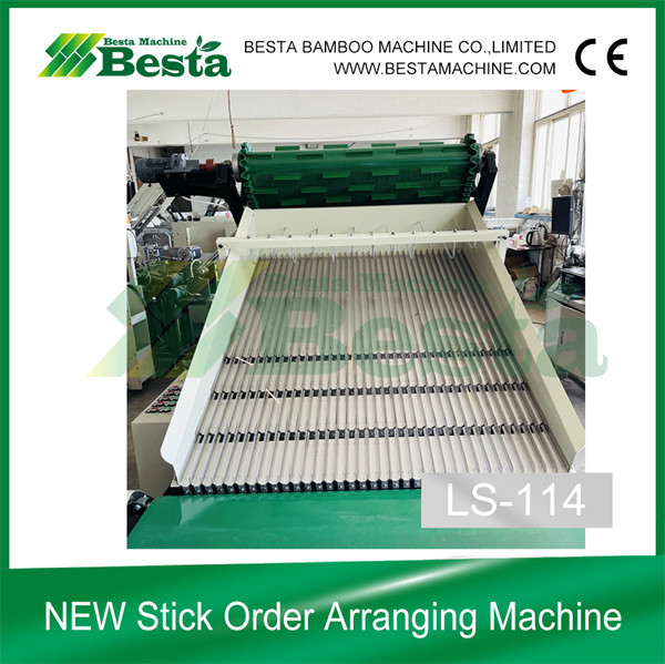 Ice Cream Stick Sorting Machine with screening function