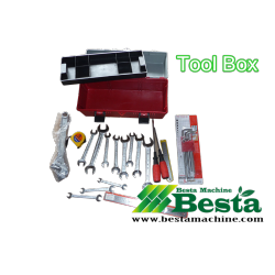 Tool Box--for bamboo & wood working machine