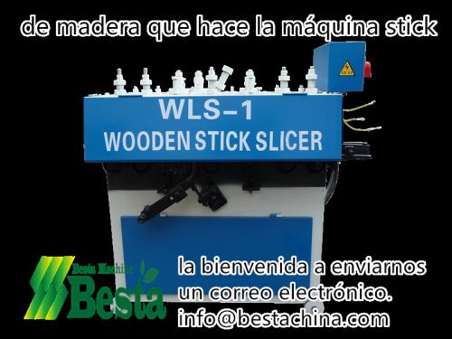 máquina de trabajo de madera