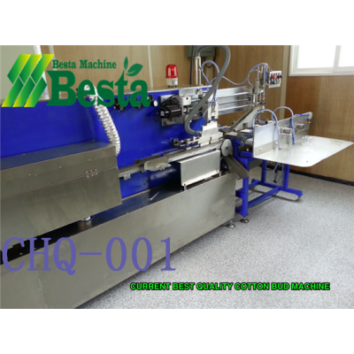 CHQ-001 Cotton Bud Machine (FULLY AUTO)