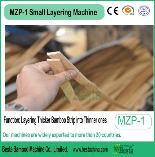 Small Layering Machine,Bamboo Toothpick Machine