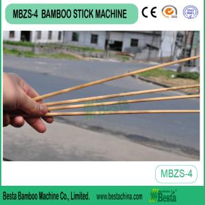 3mm, 4mm Round BAMBOO STICK MAKING MACHINES