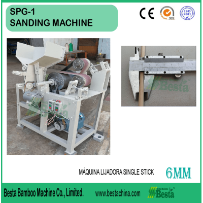SPG-1 Single Stick  Polishing Machine 5MM, 6MM ETC