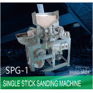 SPG-1 SINGLE STICK POLISHING MACHINE 5MM, 6MM ETC