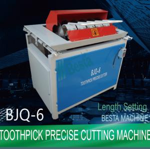 BJQ-6 Toothpick Length Setting Machine, Toothpick Making Machines
