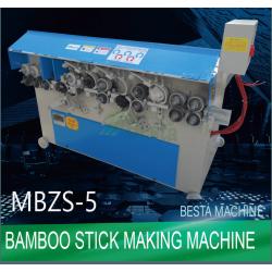Bamboo Stick Making Machine (without knot)