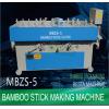Bamboo stick making machine (all sizes)