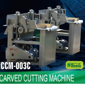 Carved Cutting Machine CCM-003C, ice cream stick machine