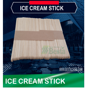 Ice cream stick bundling machine  (50 pcs/bundle)