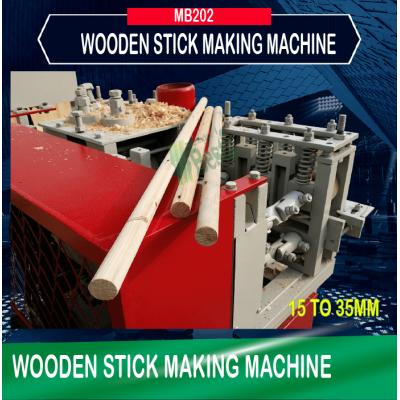 Big Size Wooden Stick Making Machines