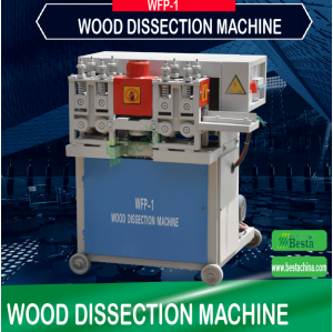 Wood Dissection Machine, Wooden Toothpick Machine
