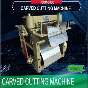 Carved Cutting Machine CCM-003C,coffee stirring stick machine