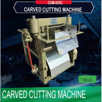 Carved Cutting Machine CCM-003C, ice cream stick machines