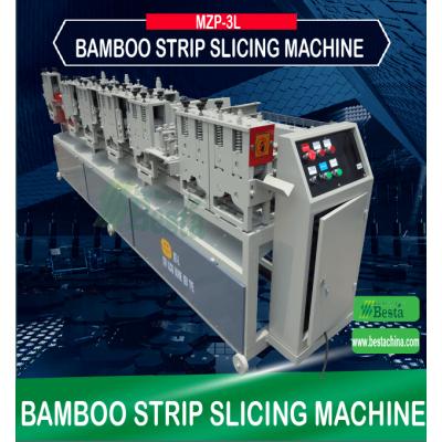 MZP-3L Strip Slicing Machine,bamboo flooring machines