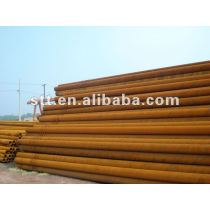 ASTM A 106 / A53 Gr B Cold rolled Seamless steel pipe