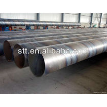 API 5L oil and gas sprial welded pipe