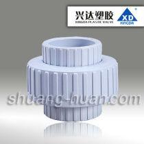 FA10/FA11 XD Brand UNION, U-PVC UNION with cheap and good quality, DIN ,SCH40 Standard