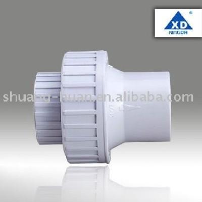 PVC Single union spring check valve FA72