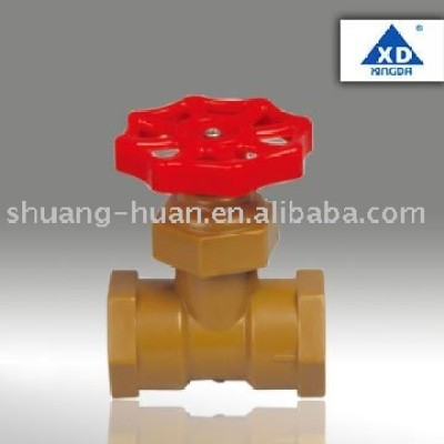 PVC Stop valve FD75