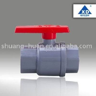 PVC Combined ball valve