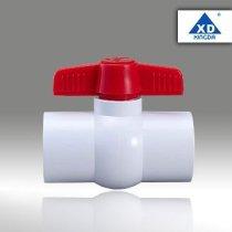 PVC compact ball valve FA01/FD01